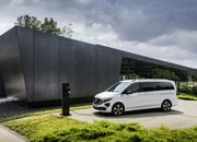 The 2020 Mercedes EQV Is the First Electric Luxury MPV, but Is It More than a V-Class with a Heart of Lithium? - image 856625
