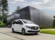 The 2020 Mercedes EQV Is the First Electric Luxury MPV, but Is It More than a V-Class with a Heart of Lithium? - image 856626