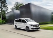 The 2020 Mercedes EQV Is the First Electric Luxury MPV, but Is It More than a V-Class with a Heart of Lithium? - image 856627