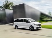 The 2020 Mercedes EQV Is the First Electric Luxury MPV, but Is It More than a V-Class with a Heart of Lithium? - image 856628