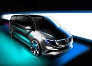 The 2020 Mercedes EQV Is the First Electric Luxury MPV, but Is It More than a V-Class with a Heart of Lithium? - image 856595