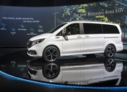 The 2020 Mercedes EQV Is the First Electric Luxury MPV, but Is It More than a V-Class with a Heart of Lithium? - image 856630