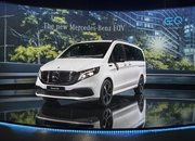 The 2020 Mercedes EQV Is the First Electric Luxury MPV, but Is It More than a V-Class with a Heart of Lithium? - image 856631