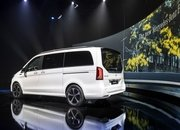 The 2020 Mercedes EQV Is the First Electric Luxury MPV, but Is It More than a V-Class with a Heart of Lithium? - image 856632