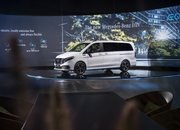 The 2020 Mercedes EQV Is the First Electric Luxury MPV, but Is It More than a V-Class with a Heart of Lithium? - image 856634