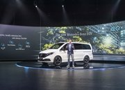 The 2020 Mercedes EQV Is the First Electric Luxury MPV, but Is It More than a V-Class with a Heart of Lithium? - image 856649