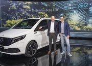 The 2020 Mercedes EQV Is the First Electric Luxury MPV, but Is It More than a V-Class with a Heart of Lithium? - image 856650