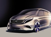 The 2020 Mercedes EQV Is the First Electric Luxury MPV, but Is It More than a V-Class with a Heart of Lithium? - image 856596