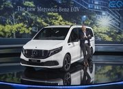 The 2020 Mercedes EQV Is the First Electric Luxury MPV, but Is It More than a V-Class with a Heart of Lithium? - image 856661