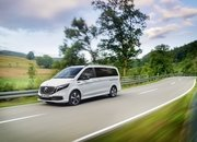 The 2020 Mercedes EQV Is the First Electric Luxury MPV, but Is It More than a V-Class with a Heart of Lithium? - image 856599