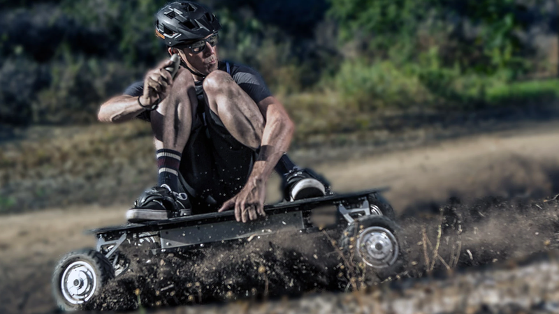 These Off-Road Electric Skateboards Will Take You Anywhere