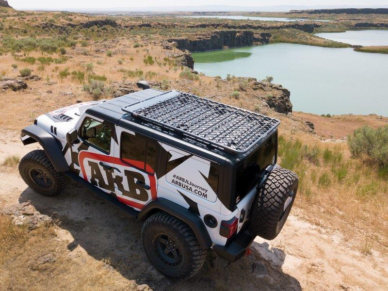 This Australian Company Will Turn Your Jeep Wrangler JL Into an Overlanding Beast