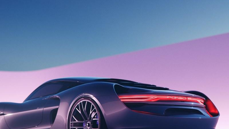 This Intricately-Designed Porsche 988 Vision Rendering Is a Digital Wet Dream You Don't Want to Wake Up From - image 857880