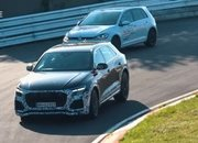 Video: Is That a Mild-Hybrid V-8 Making All That Noise Under the Hood of the 2020 Audi Q8 RS? - image 857918