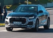 Video: Is That a Mild-Hybrid V-8 Making All That Noise Under the Hood of the 2020 Audi Q8 RS? - image 857915