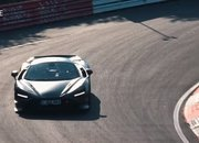 Video of the Day: 2020 McLaren 750 LT Testing On the Nurburgring - image 856005