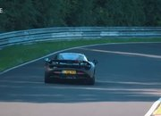 Video of the Day: 2020 McLaren 750 LT Testing On the Nurburgring - image 856007