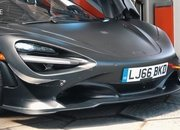Video of the Day: 2020 McLaren 750 LT Testing On the Nurburgring - image 855999