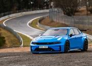 Watch Out, the Nürburgring Has a New 4-Door and FWD Record Lap King - image 857209