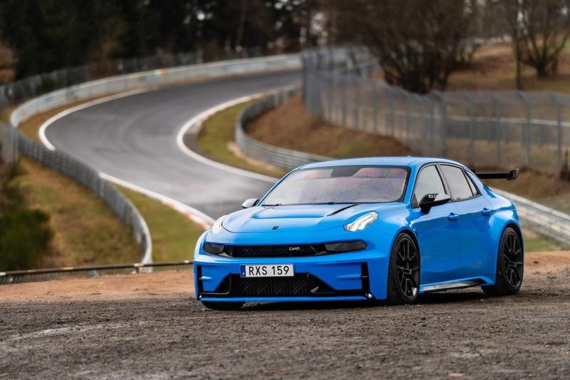 Watch Out, the Nürburgring Has a New 4-Door and FWD Record Lap King - image 857185