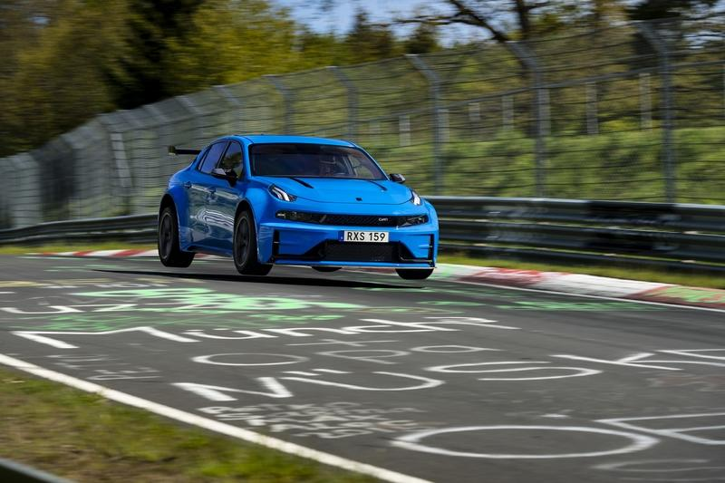 Watch Out, the Nürburgring Has a New 4-Door and FWD Record Lap King - image 857186