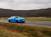 Watch Out, the Nürburgring Has a New 4-Door and FWD Record Lap King - image 857200