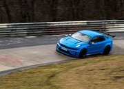 Watch Out, the Nürburgring Has a New 4-Door and FWD Record Lap King - image 857202