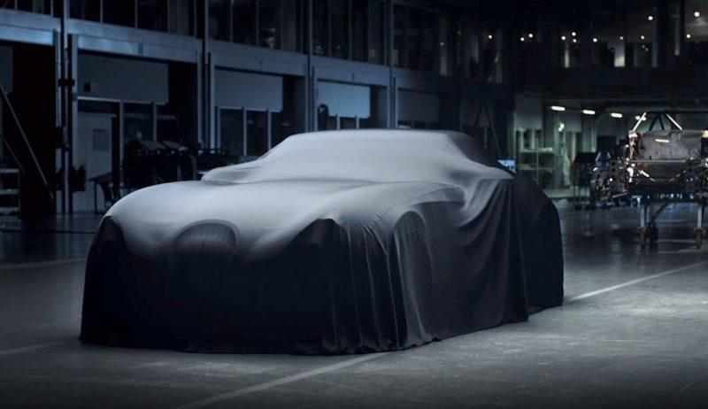 Wiesmann Is Coming Back - Here's the First Teaser of Its M5-Powered Sports Car - image 858121