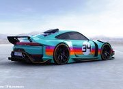 Will These Renderings of a Modern Porsche 911 GT1 Really Come to Life? - image 854676