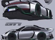 Will These Renderings of a Modern Porsche 911 GT1 Really Come to Life? - image 854679