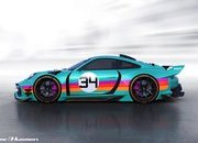 Will These Renderings of a Modern Porsche 911 GT1 Really Come to Life? - image 854682