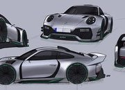 Will These Renderings of a Modern Porsche 911 GT1 Really Come to Life? - image 854653