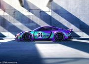 Will These Renderings of a Modern Porsche 911 GT1 Really Come to Life? - image 854652