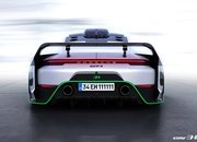 Will These Renderings of a Modern Porsche 911 GT1 Really Come to Life? - image 854654