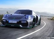 Will These Renderings of a Modern Porsche 911 GT1 Really Come to Life? - image 854656
