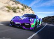 Will These Renderings of a Modern Porsche 911 GT1 Really Come to Life? - image 854648
