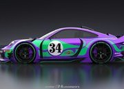 Will These Renderings of a Modern Porsche 911 GT1 Really Come to Life? - image 854661