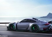 Will These Renderings of a Modern Porsche 911 GT1 Really Come to Life? - image 854663