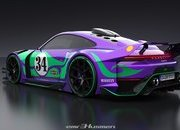 Will These Renderings of a Modern Porsche 911 GT1 Really Come to Life? - image 854662