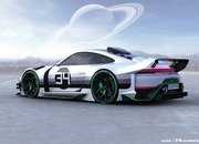 Will These Renderings of a Modern Porsche 911 GT1 Really Come to Life? - image 854665