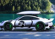 Will These Renderings of a Modern Porsche 911 GT1 Really Come to Life? - image 854668