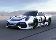 Will These Renderings of a Modern Porsche 911 GT1 Really Come to Life? - image 854670