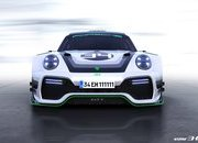 Will These Renderings of a Modern Porsche 911 GT1 Really Come to Life? - image 854667