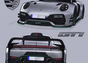 Will These Renderings of a Modern Porsche 911 GT1 Really Come to Life? - image 854671