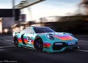 Will These Renderings of a Modern Porsche 911 GT1 Really Come to Life? - image 854673