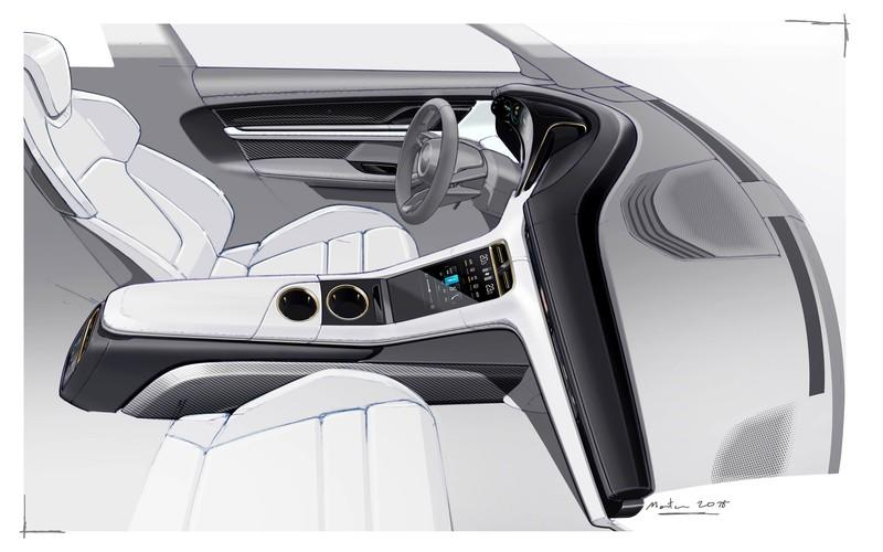 You Can Have Up to Five Screens Inside the New Porsche Taycan - image 857170