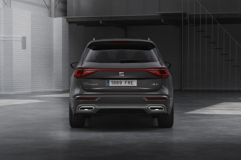 You Can Now Have the SEAT Tarraco in PHEV Form and It Isn't Half Bad