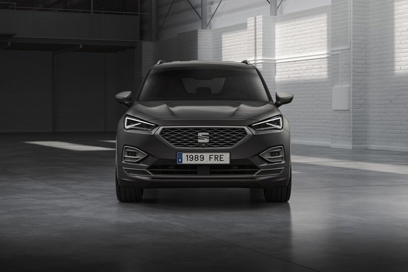 You Can Now Have the SEAT Tarraco in PHEV Form and It Isn't Half Bad Exterior - image 858109