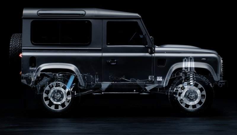 Your Old Land Rover Defender Will Thank You for These Upgrades