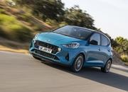 The 2019 Hyundai i10 Is So Cute That You Just Want to Pet It - image 859381